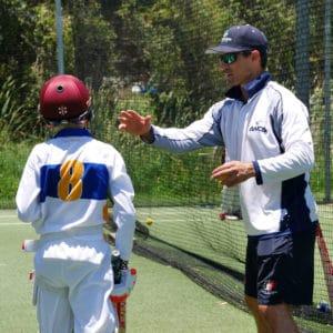 Nathan Reardon Cricket Coaching