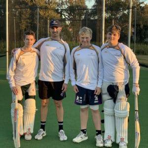 group cricket coaching