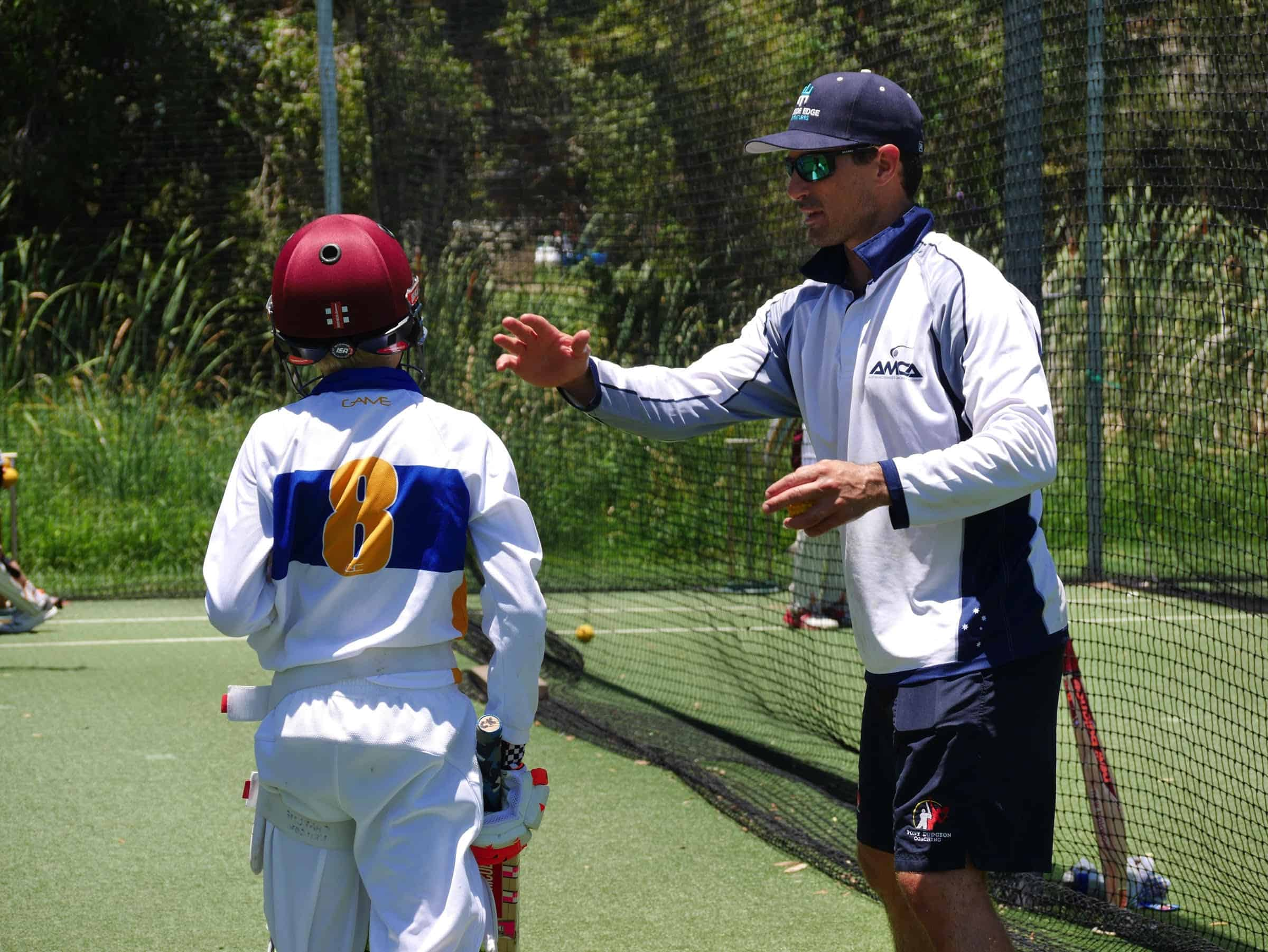 Nathan Reardon Private Cricket Coaching